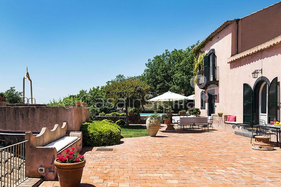 La Capinera Villa con Piscina in affitto Zafferana Etnea Etna Sicilia - 19