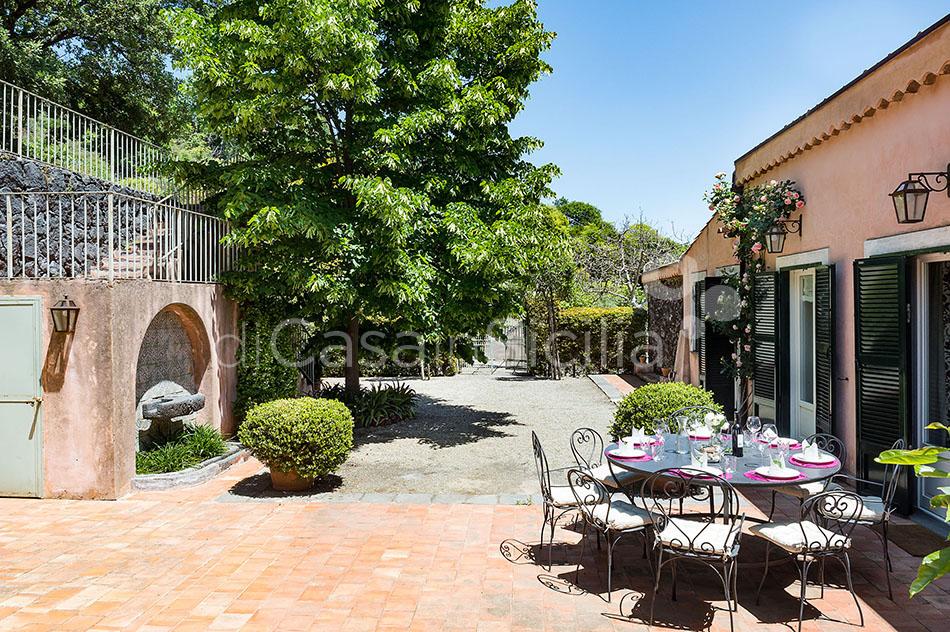 La Capinera Villa con Piscina in affitto Zafferana Etnea Etna Sicilia - 21