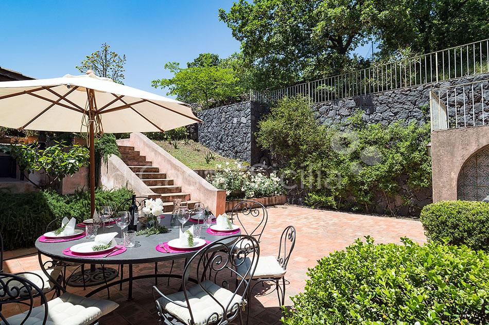 La Capinera Villa con Piscina in affitto Zafferana Etnea Etna Sicilia - 22