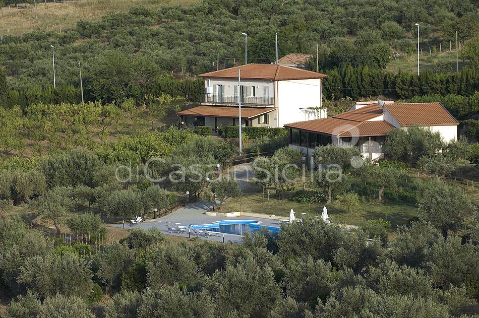 Meer & Natur in Sizilien – Ferienwohnungen | Di Casa in Sicilia - 6