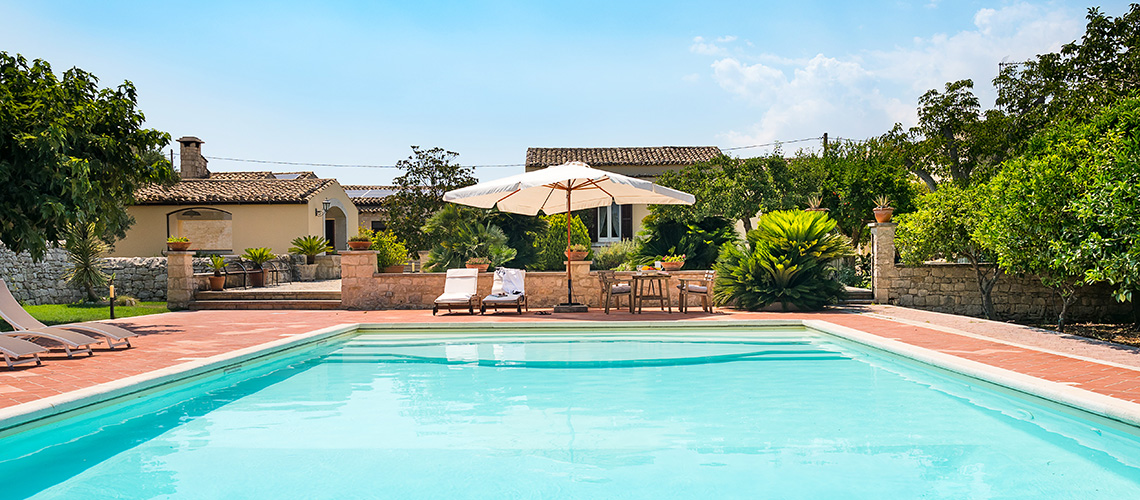 Baglio Amore Villa with Pool for rent in the Countryside Modica Sicily - 42