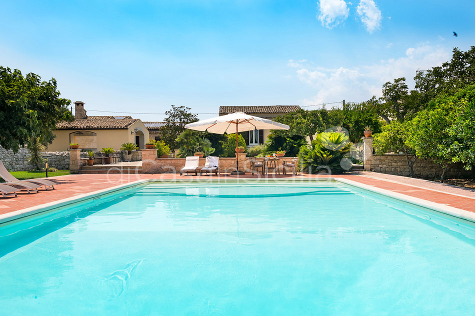 Baglio Amore Villa with Pool for rent in the Countryside Modica Sicily - 0