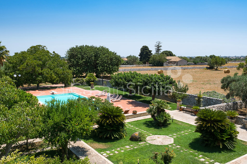 Baglio Amore Villa with Pool for rent in the Countryside Modica Sicily - 8