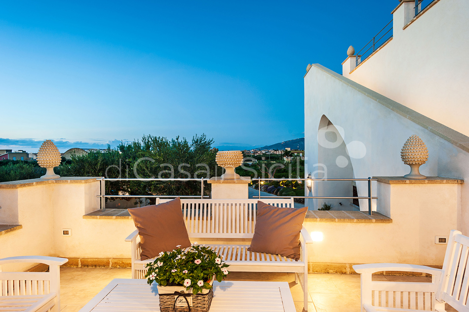 La Pigna Bianca Villa with Pool and Spa for rent near Trapani Sicily  - 23