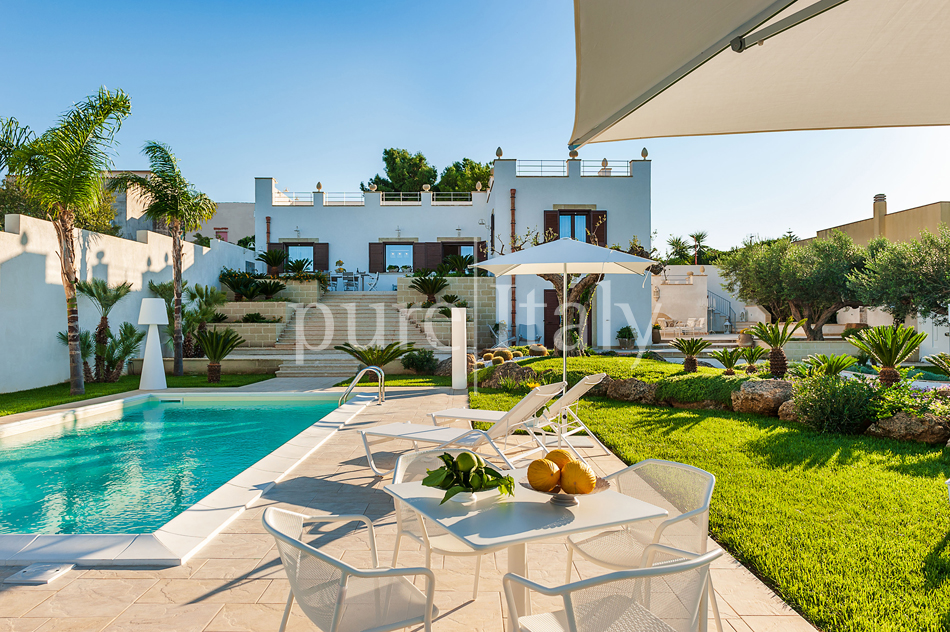 Seaside villas with pool and wellness area, Trapani | Pure Italy - 9