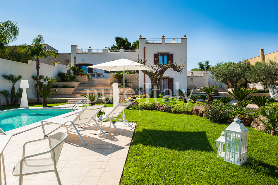 Seaside villas with pool and wellness area, Trapani | Pure Italy - 11