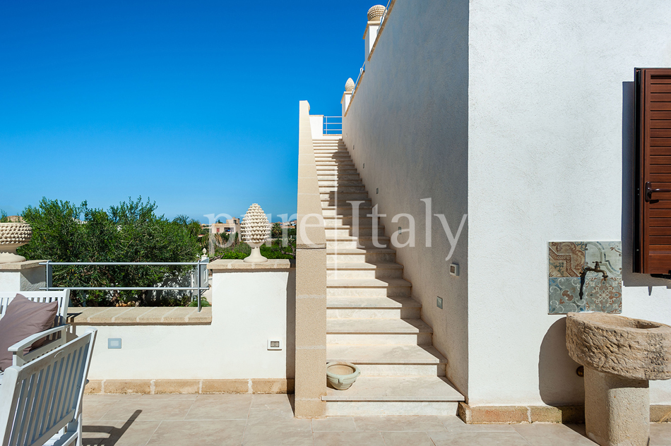 Seaside villas with pool and wellness area, Trapani | Pure Italy - 19