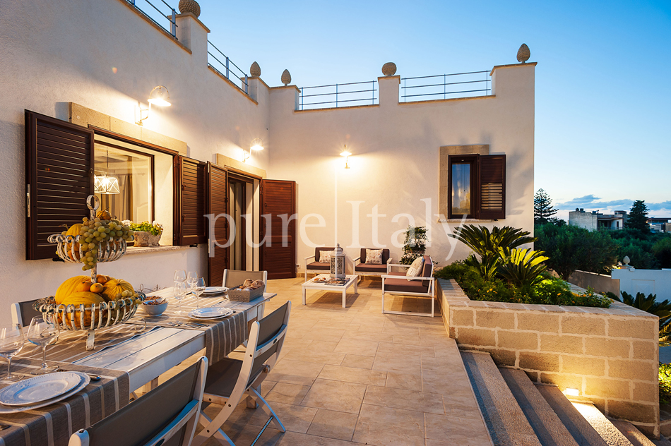 Seaside villas with pool and wellness area, Trapani | Pure Italy - 25