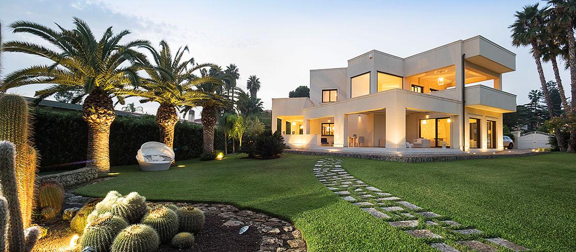 La Plage Sicily Beach Villa for rent in Fontane Bianche Sicily - 3