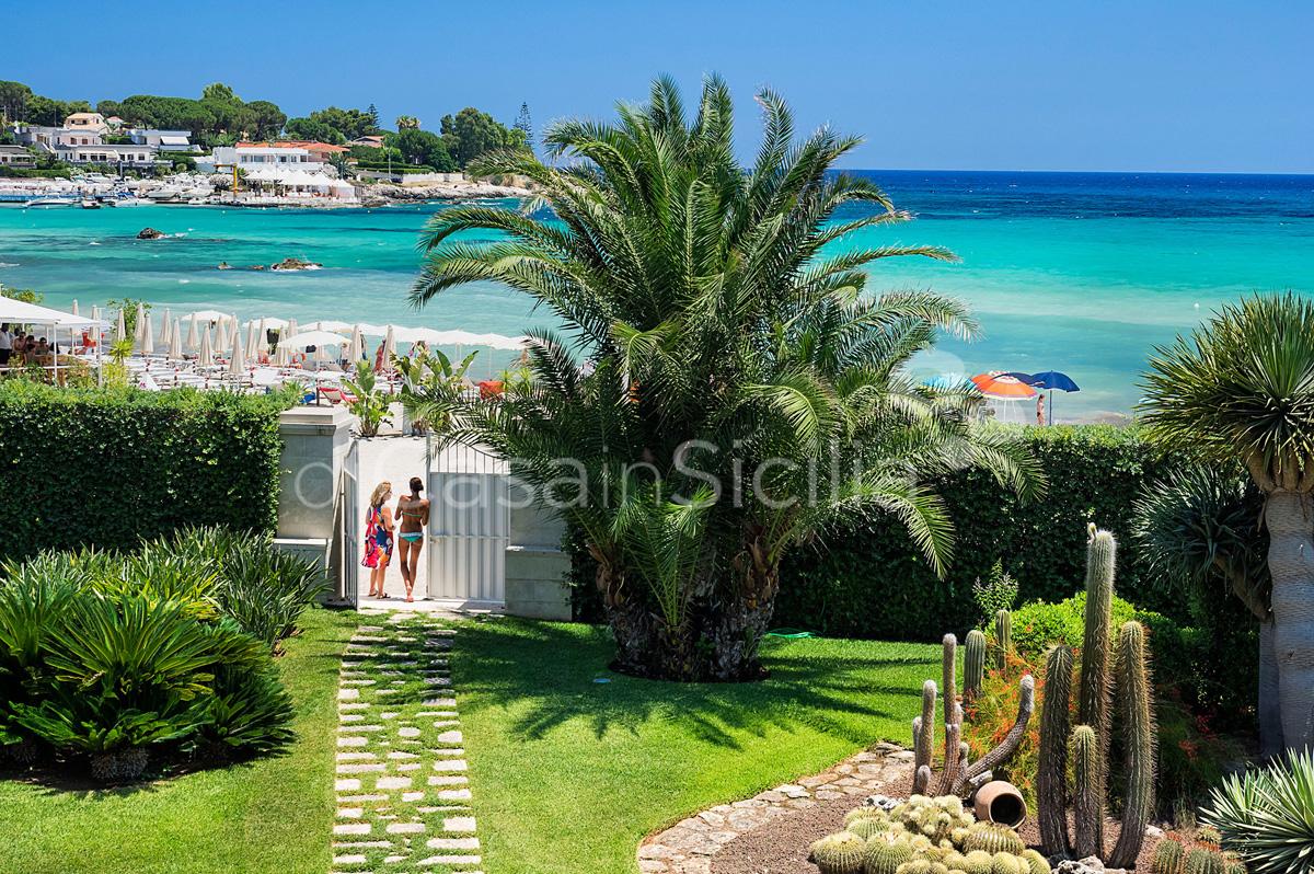 La Plage Sicily Beach Villa for rent in Fontane Bianche Sicily - 7