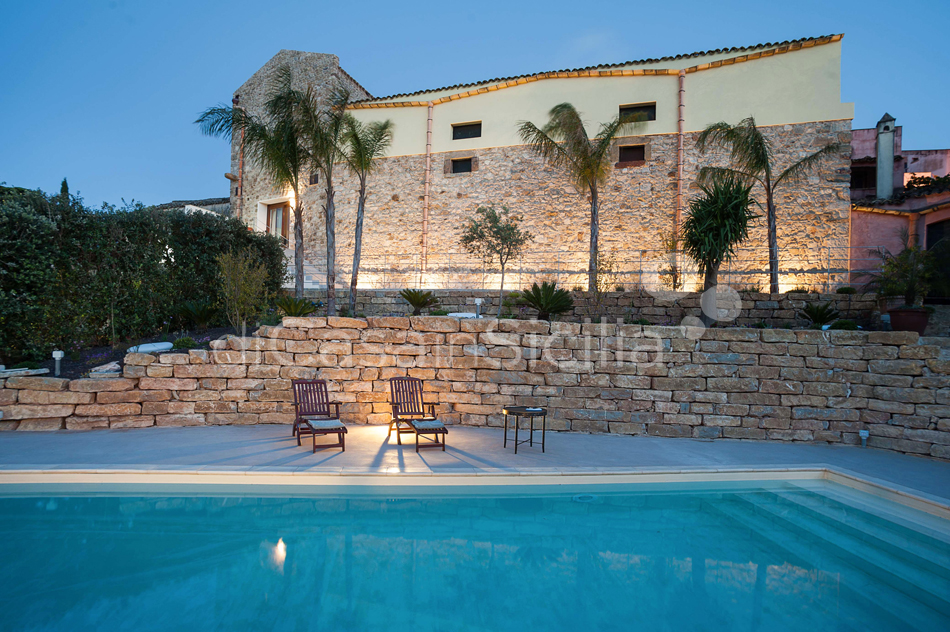Baglio Maranzano Marietta House with Pool for rent Trapani Sicily - 6