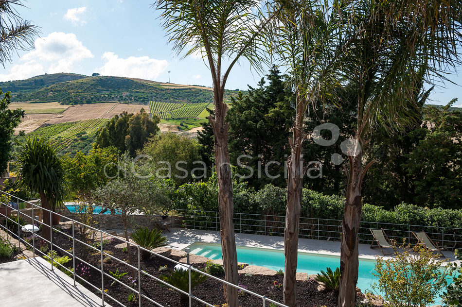 Baglio Maranzano Marietta House with Pool for rent Trapani Sicily - 11