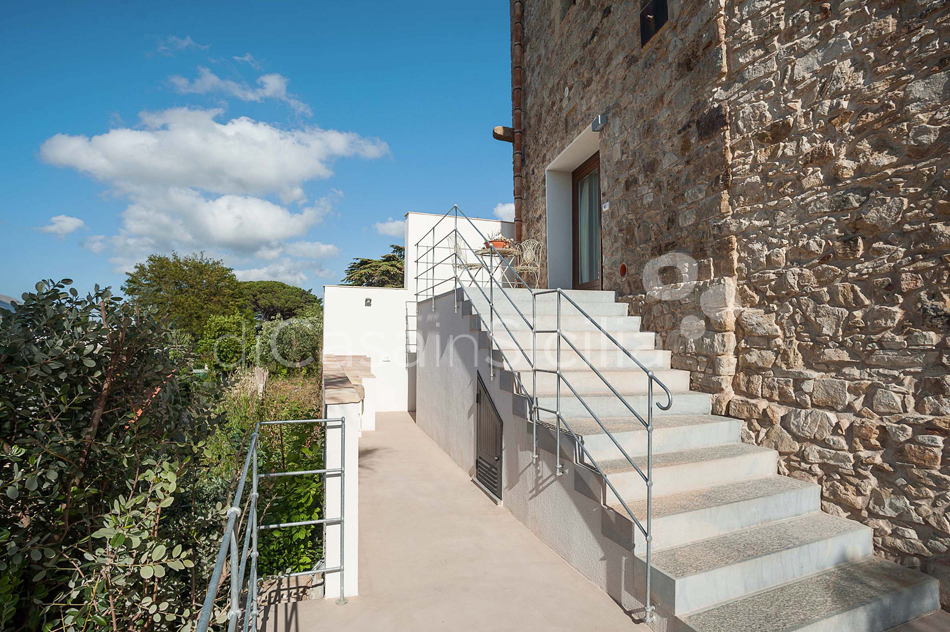 Baglio Maranzano Marietta House with Pool for rent Trapani Sicily - 12