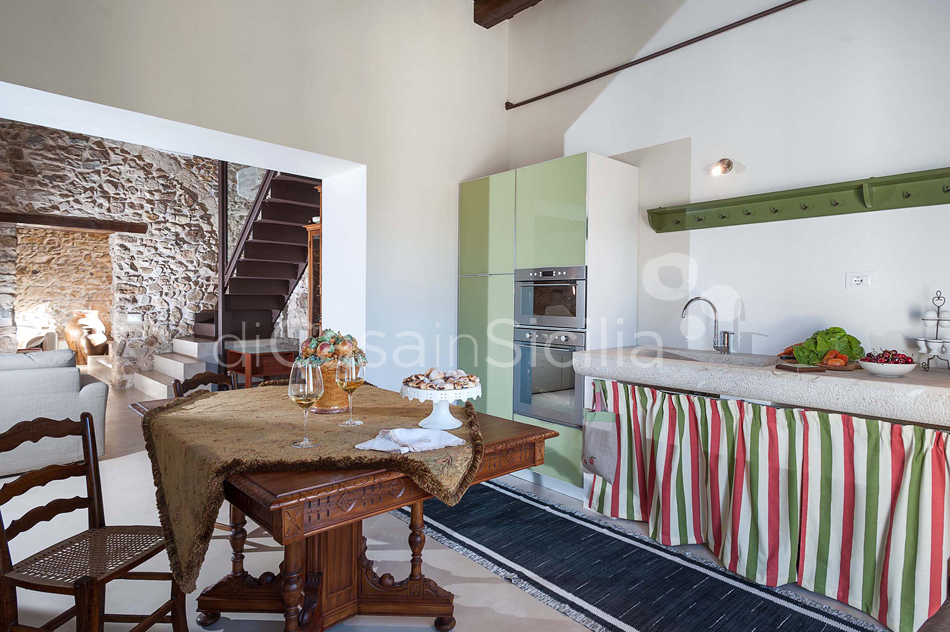 Baglio Maranzano Marietta House with Pool for rent Trapani Sicily - 15