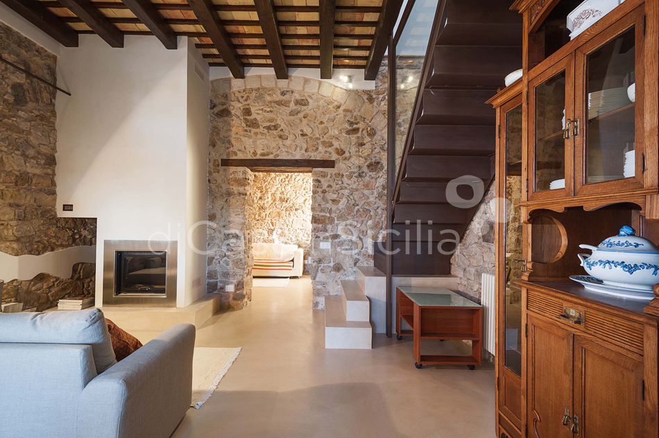 Baglio Maranzano Marietta House with Pool for rent Trapani Sicily - 19