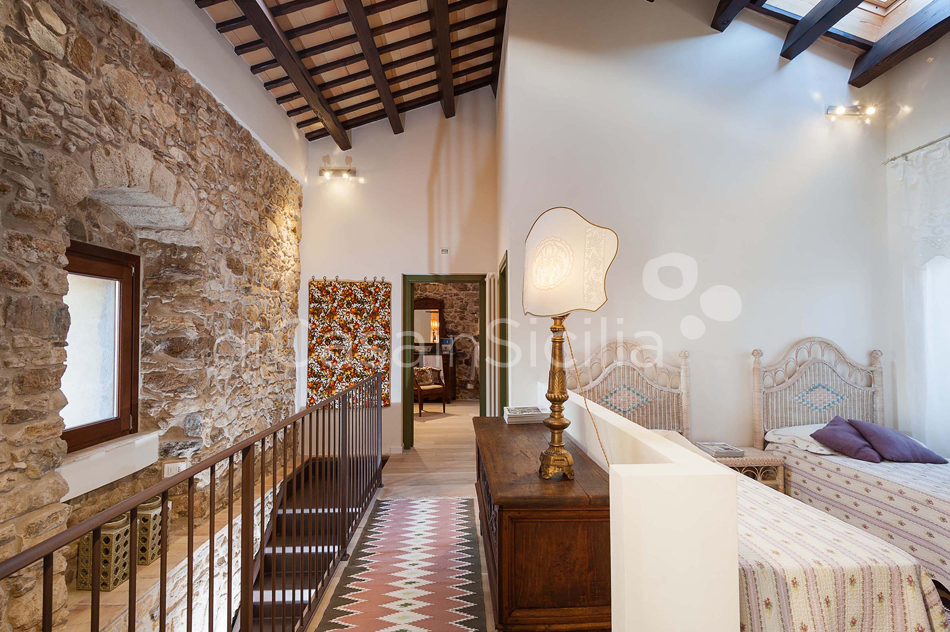 Baglio Maranzano Marietta House with Pool for rent Trapani Sicily - 29