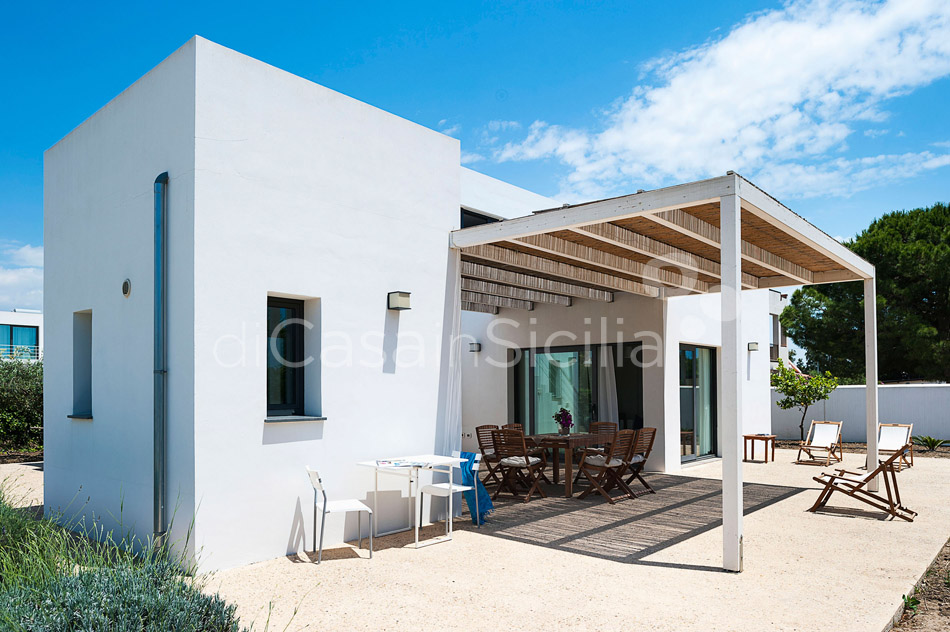 Le Dune Cicas Villa by the Sea for rent in Menfi Agrigento Sicily - 7