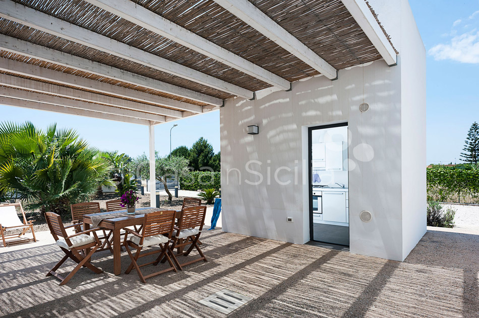 Le Dune Cicas Villa by the Sea for rent in Menfi Agrigento Sicily - 12