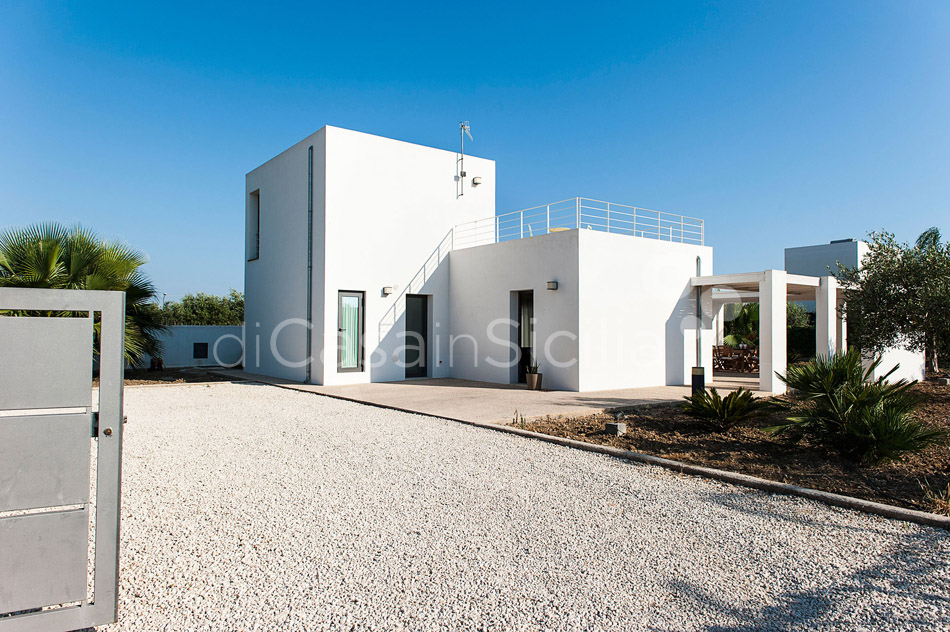 Le Dune Cocus Seaside Villa for rent in Menfi Agrigento Sicily - 5