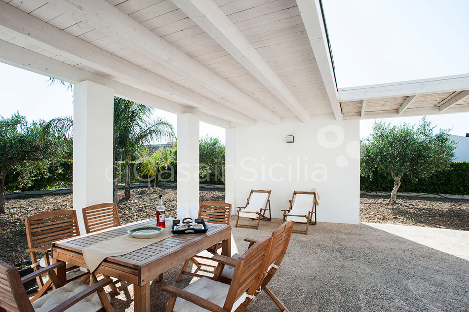 Le Dune Cocus Seaside Villa for rent in Menfi Agrigento Sicily - 8