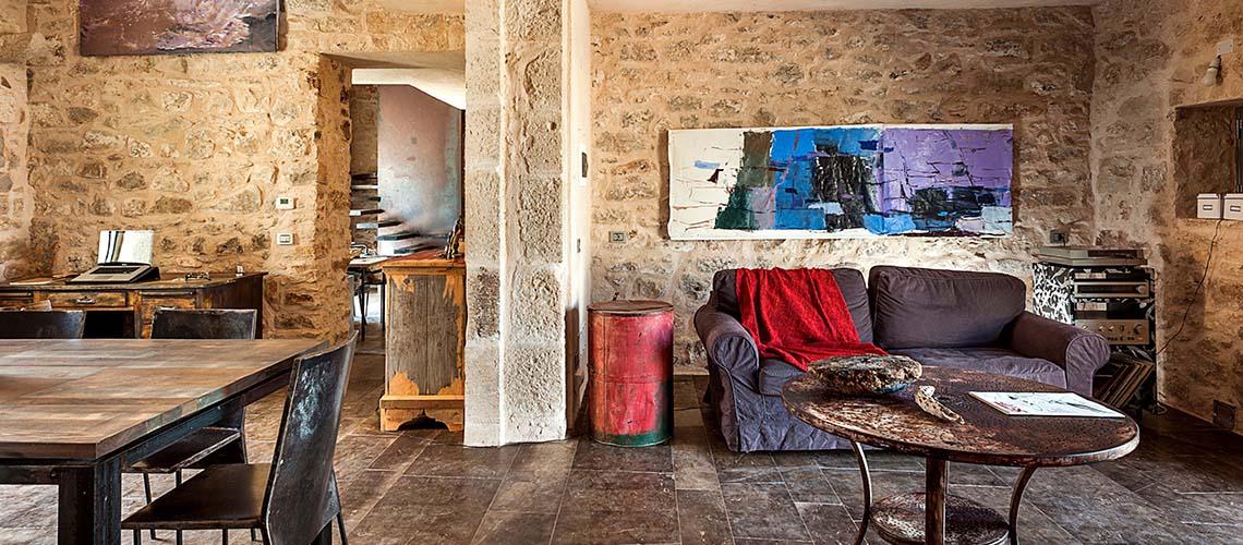 Le Edicole Designer Villa mit Pool zur Miete auf dem Land Ragusa Sizilien  - 2