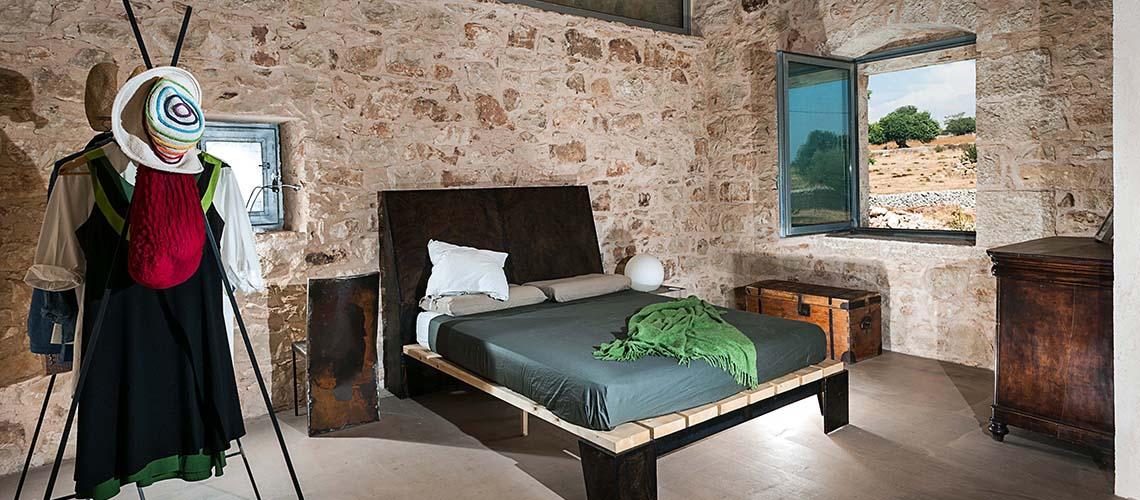 Le Edicole Designer Villa mit Pool zur Miete auf dem Land Ragusa Sizilien  - 3