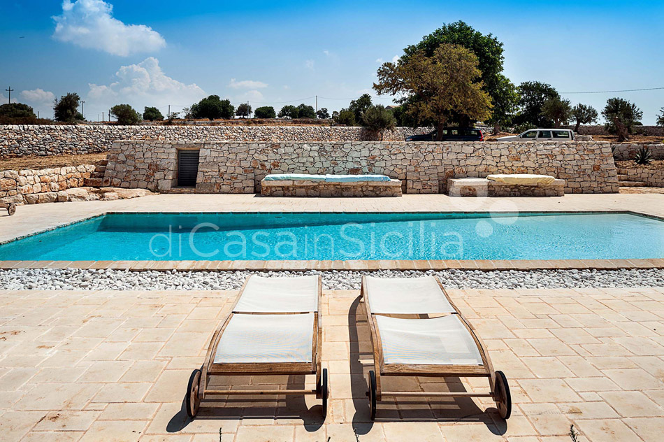 Le Edicole Design Villa with Pool for rent Countryside Ragusa Sicily - 8