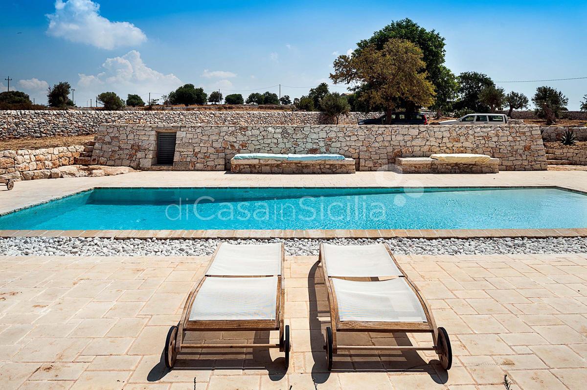 Le Edicole Designer Villa mit Pool zur Miete auf dem Land Ragusa Sizilien  - 8