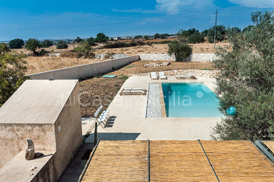 Le Edicole Design Villa with Pool for rent Countryside Ragusa Sicily - 9