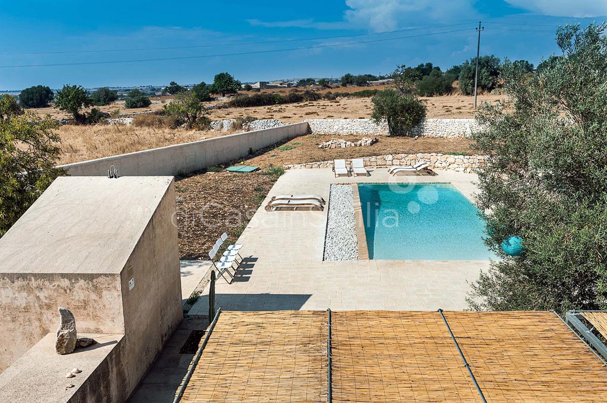 Le Edicole Designer Villa mit Pool zur Miete auf dem Land Ragusa Sizilien  - 9