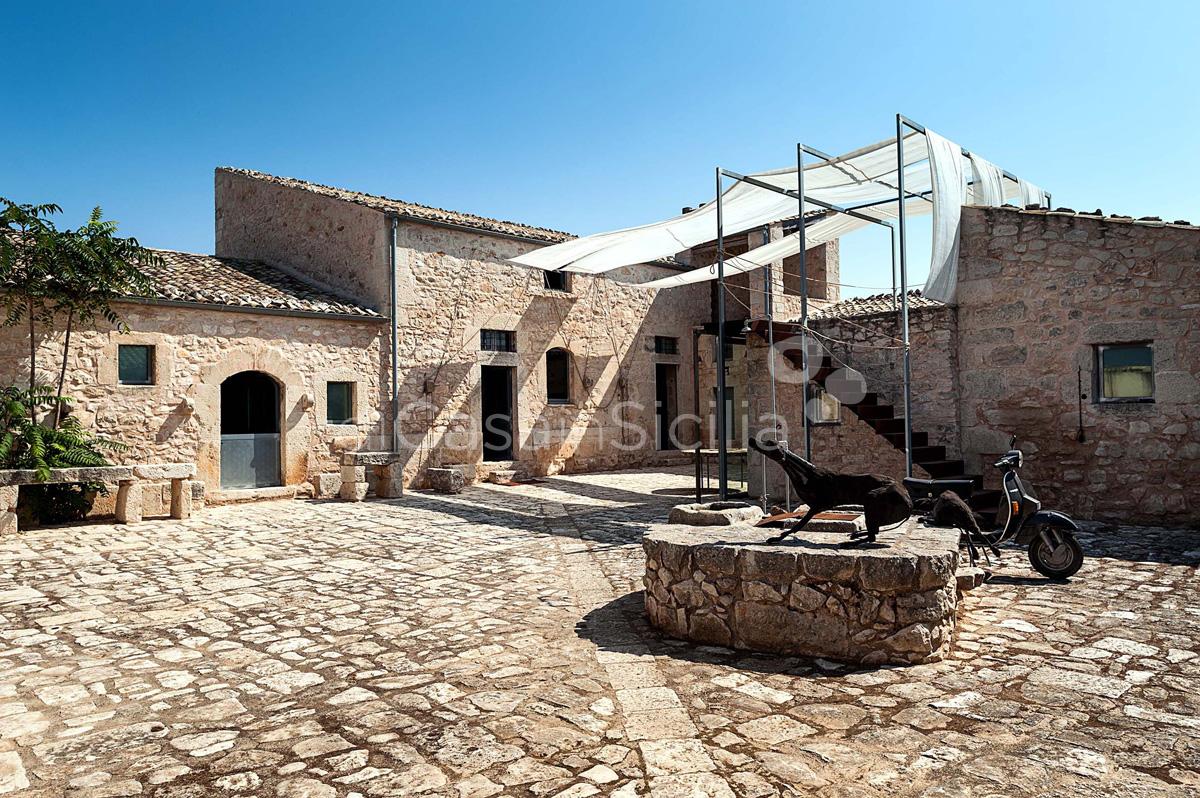 Le Edicole Designer Villa mit Pool zur Miete auf dem Land Ragusa Sizilien  - 10