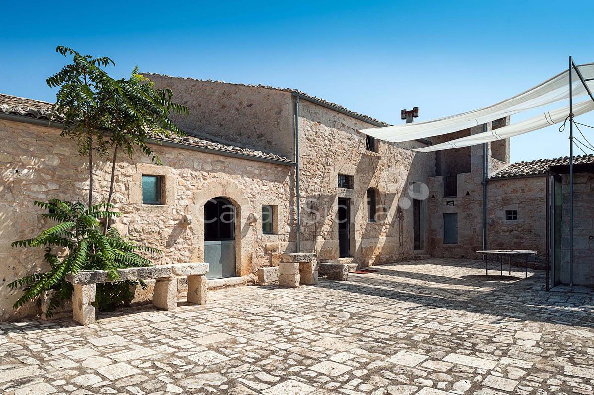 Le Edicole Designer Villa mit Pool zur Miete auf dem Land Ragusa Sizilien  - 11