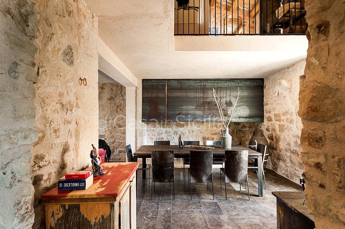 Le Edicole Designer Villa mit Pool zur Miete auf dem Land Ragusa Sizilien  - 14