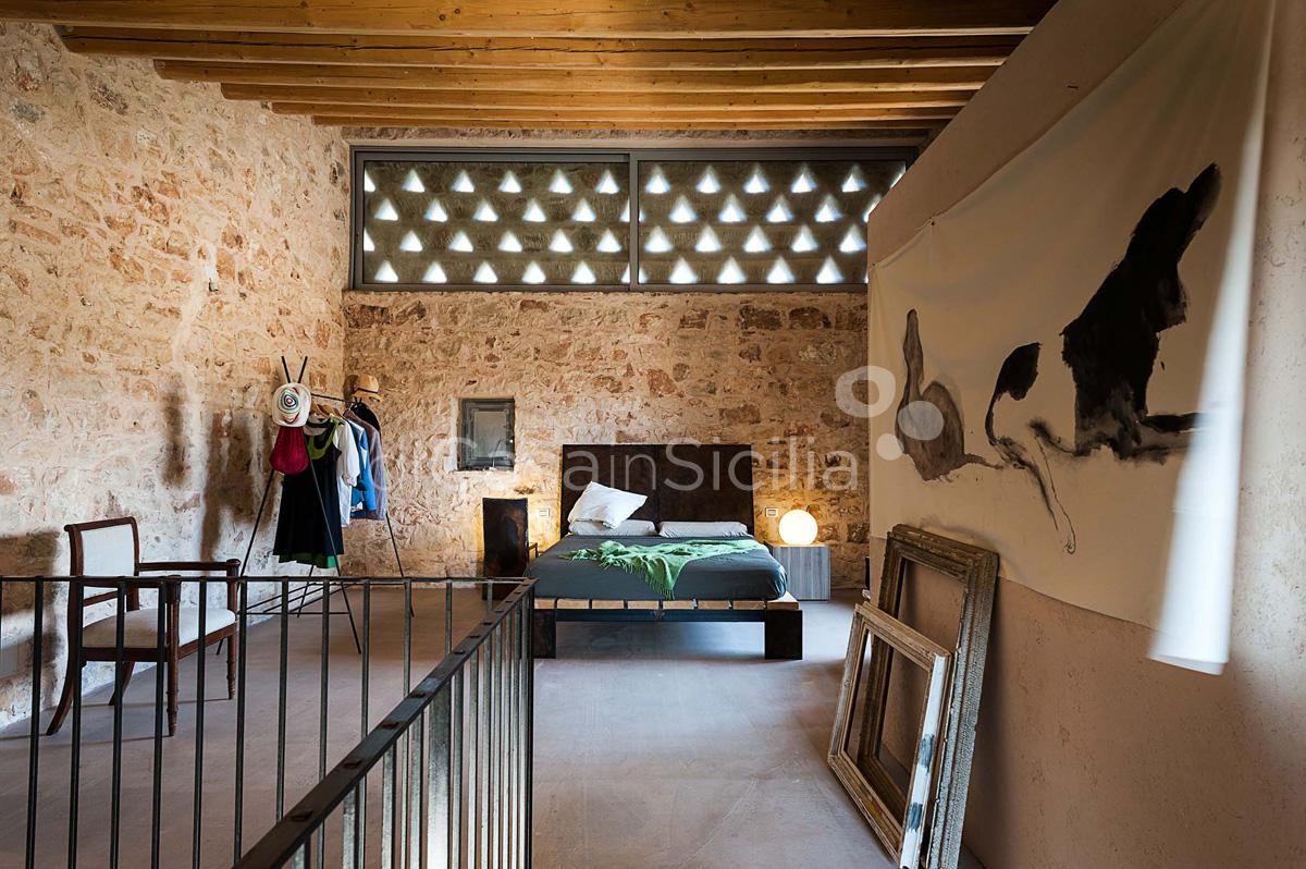 Le Edicole Designer Villa mit Pool zur Miete auf dem Land Ragusa Sizilien  - 23