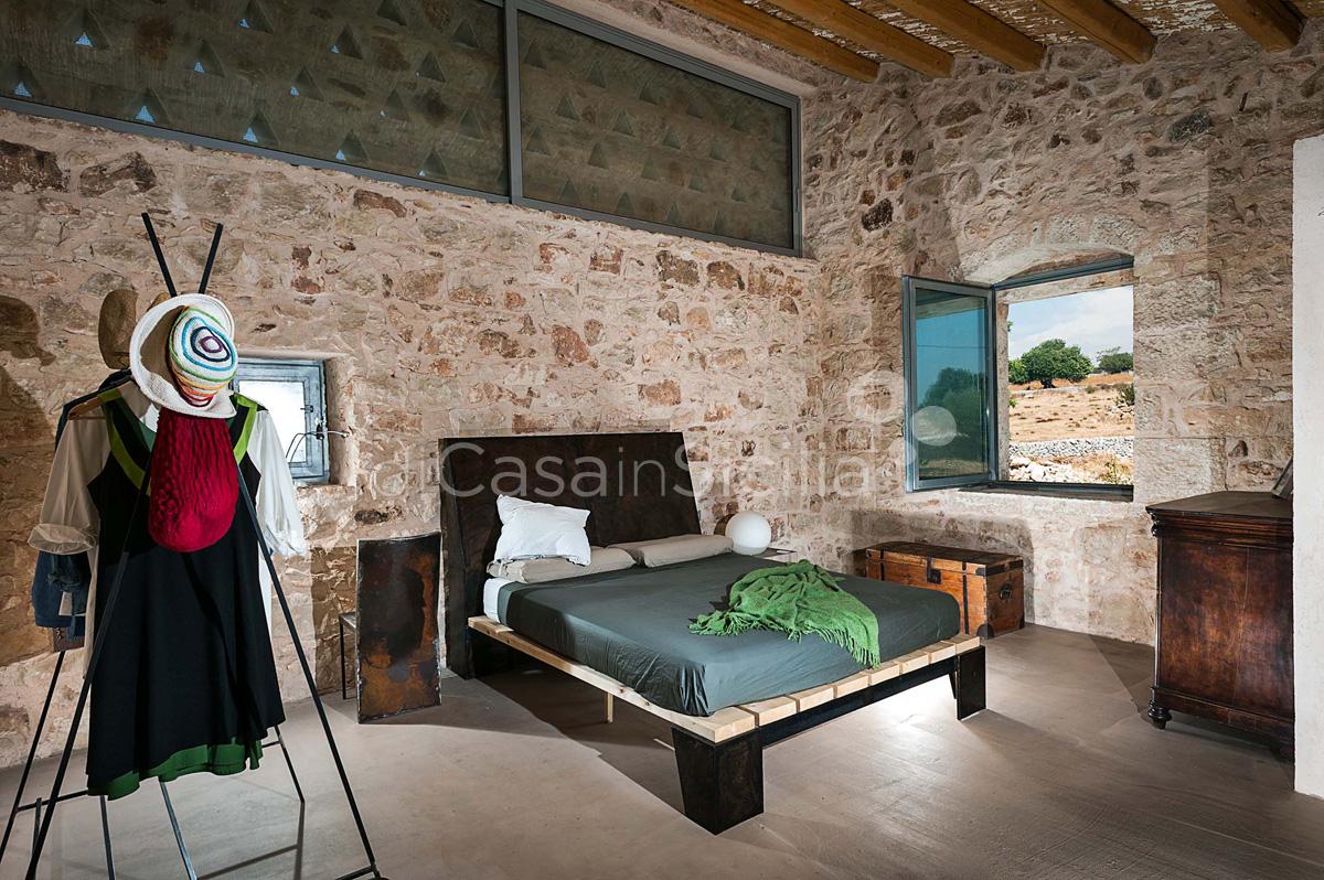 Le Edicole Designer Villa mit Pool zur Miete auf dem Land Ragusa Sizilien  - 24