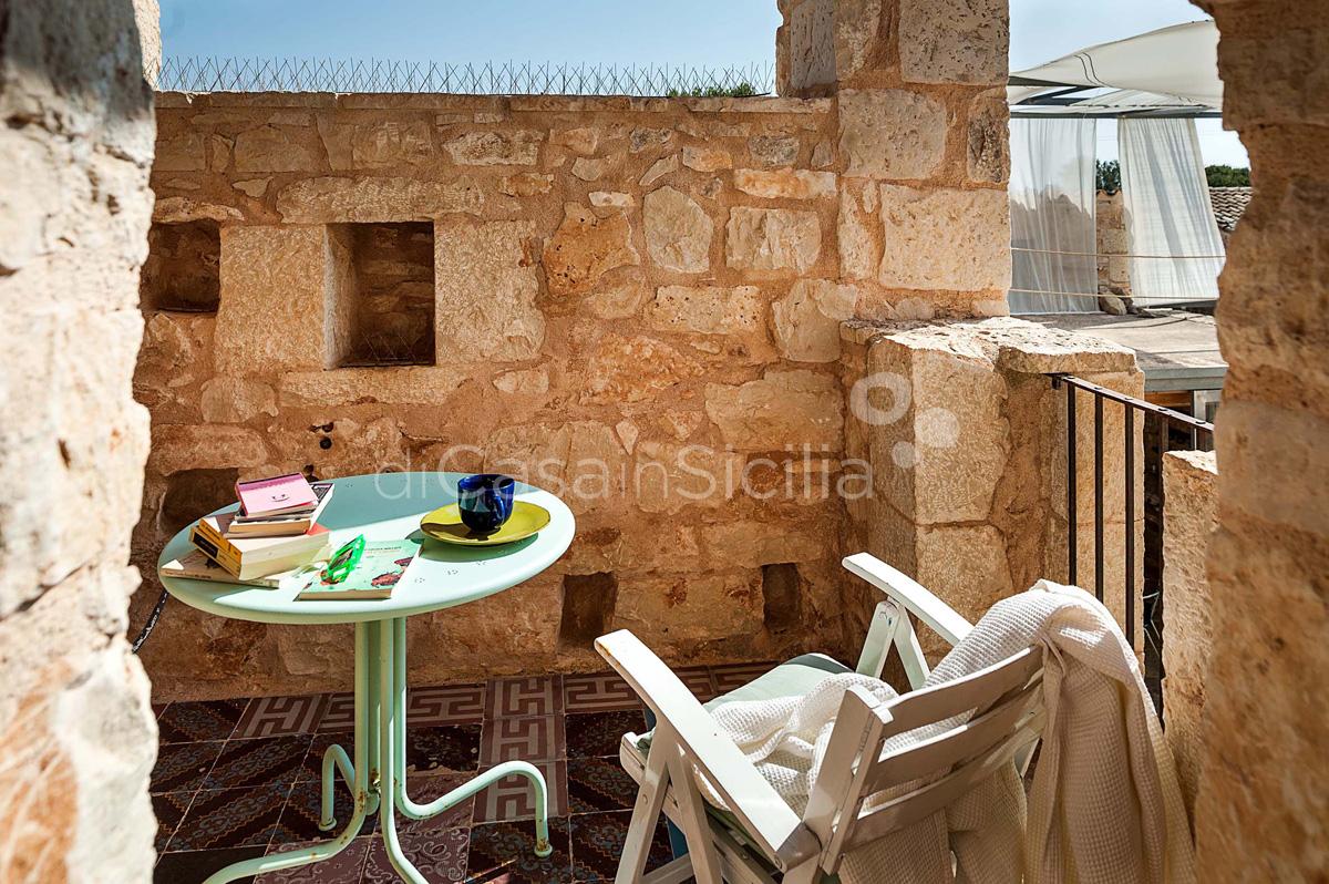 Le Edicole Designer Villa mit Pool zur Miete auf dem Land Ragusa Sizilien  - 25