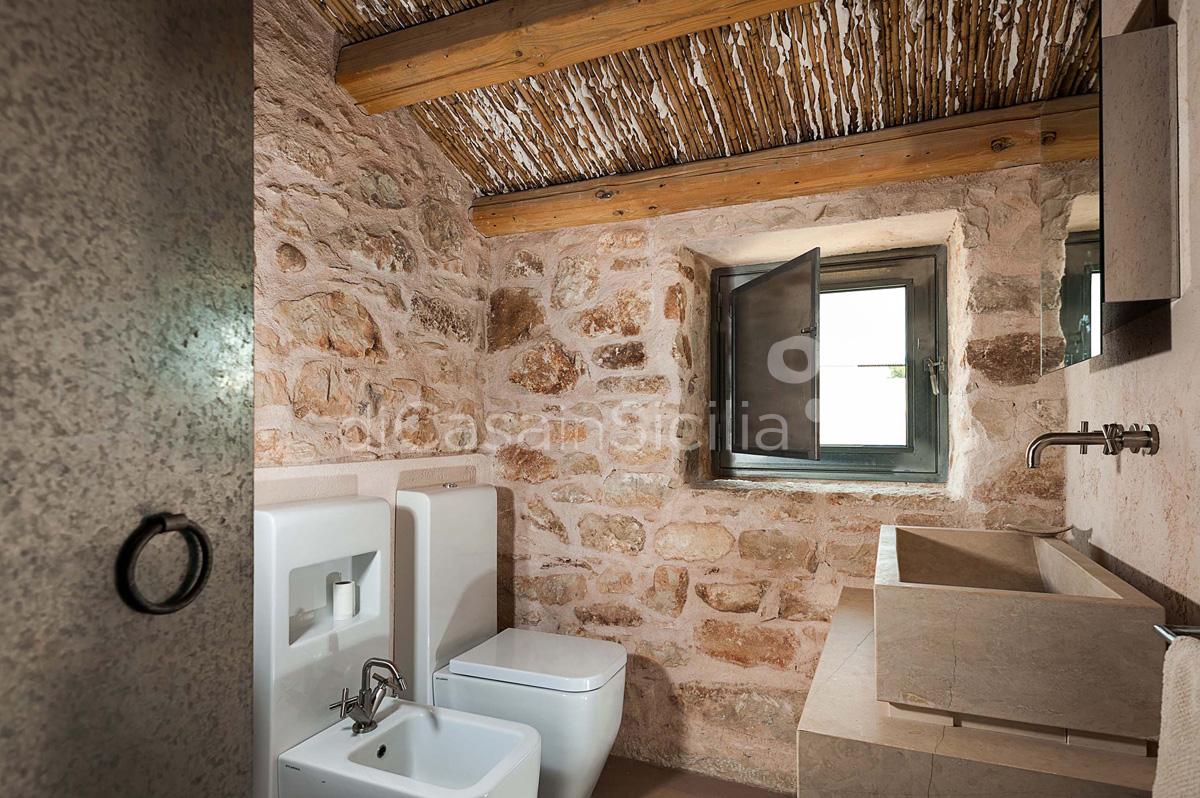 Le Edicole Designer Villa mit Pool zur Miete auf dem Land Ragusa Sizilien  - 30