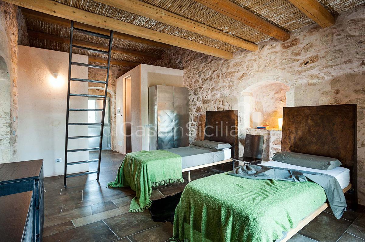 Le Edicole Designer Villa mit Pool zur Miete auf dem Land Ragusa Sizilien  - 32