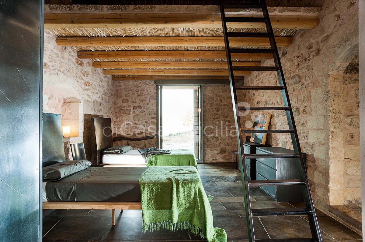 Le Edicole Designer Villa mit Pool zur Miete auf dem Land Ragusa Sizilien  - 33