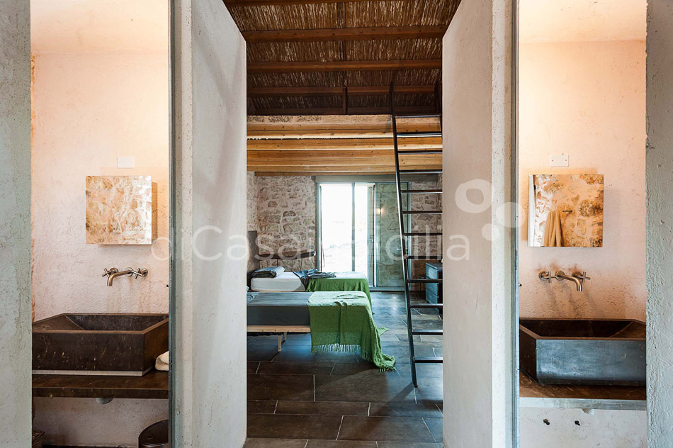 Le Edicole Design Villa with Pool for rent Countryside Ragusa Sicily - 34
