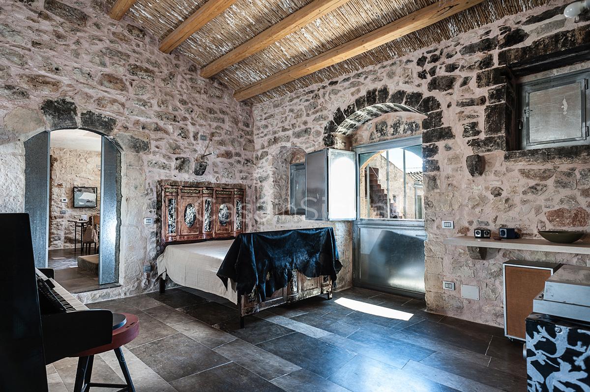 Le Edicole Designer Villa mit Pool zur Miete auf dem Land Ragusa Sizilien  - 36