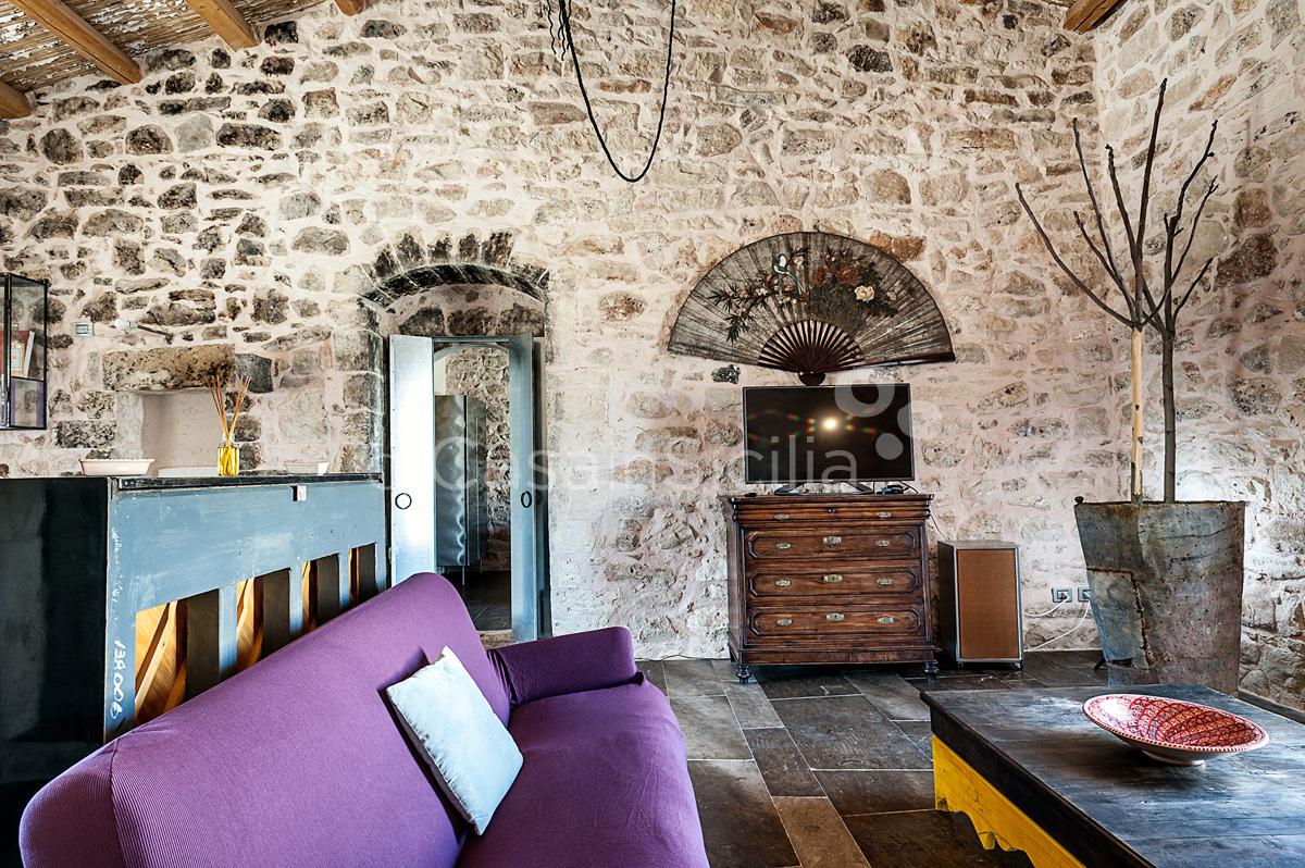 Le Edicole Designer Villa mit Pool zur Miete auf dem Land Ragusa Sizilien  - 37