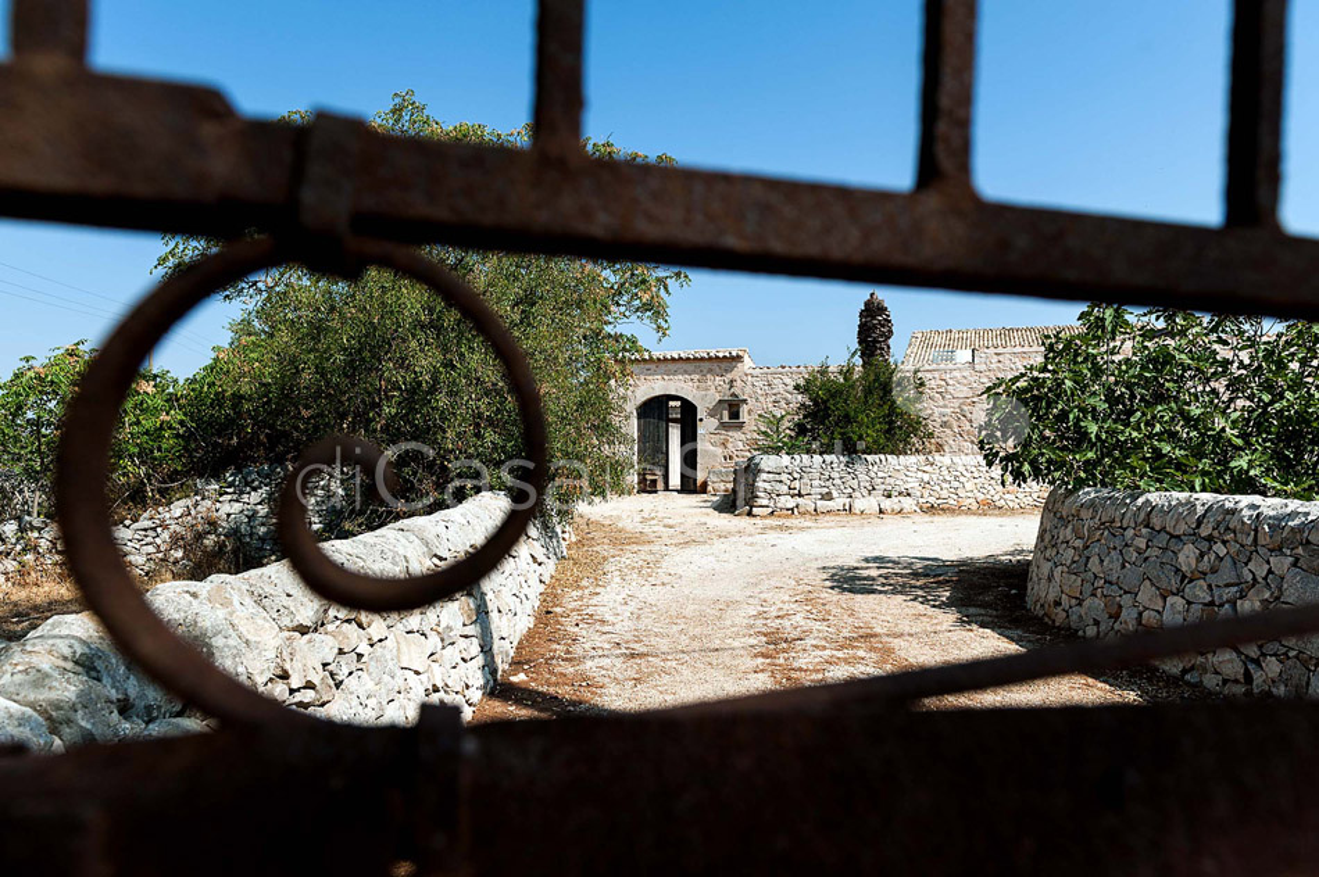 Le Edicole Designer Villa mit Pool zur Miete auf dem Land Ragusa Sizilien  - 41