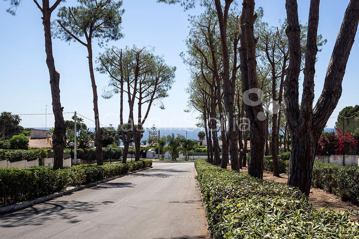 Marisol Villa direkt am Meer mit Whirlpool zur Miete in Fontane Bianche Sizilien - 31
