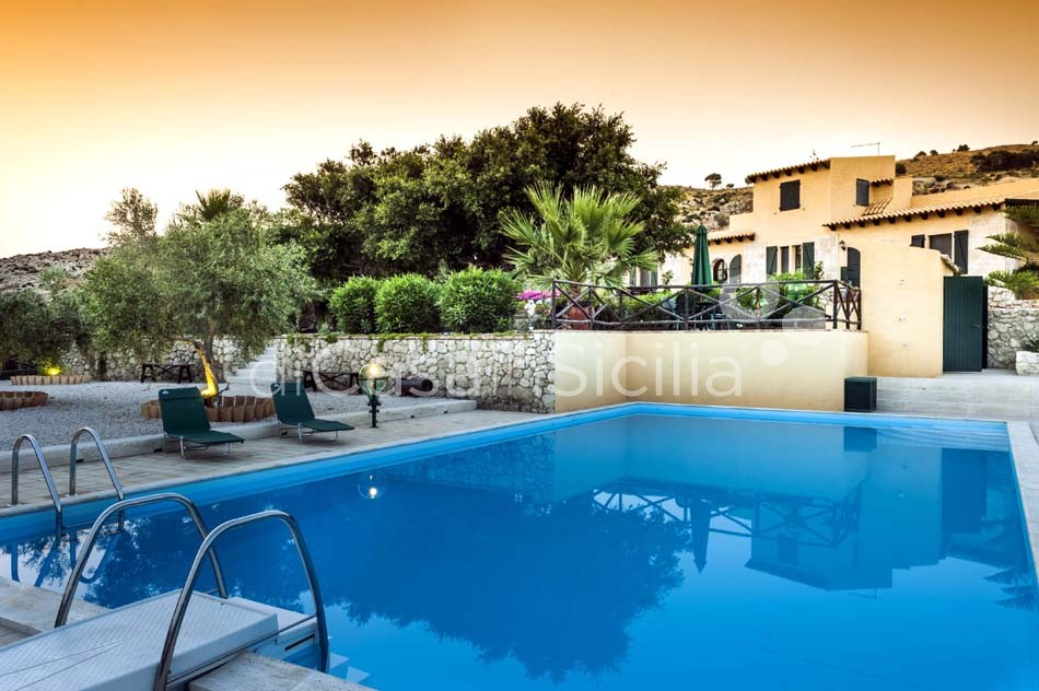 Masseria Falamandrina Villa with Pool for rent near Agrigento - 0