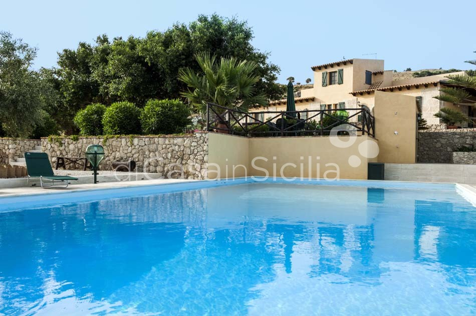 Masseria Falamandrina Villa with Pool for rent near Agrigento - 1