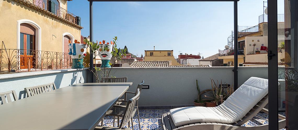 Maisons d'architecte avec vue, Taormine centre|Di Casa in Sicilia - 30