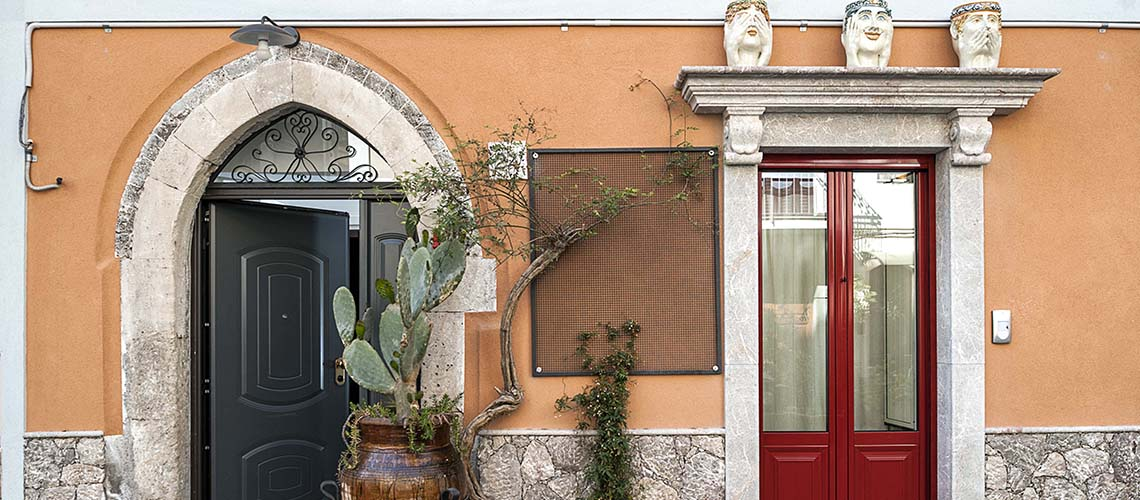 Maisons d'architecte avec vue, Taormine centre|Di Casa in Sicilia - 33