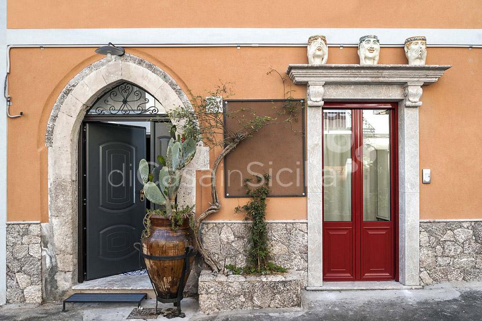 Maisons d'architecte avec vue, Taormine centre|Di Casa in Sicilia - 0