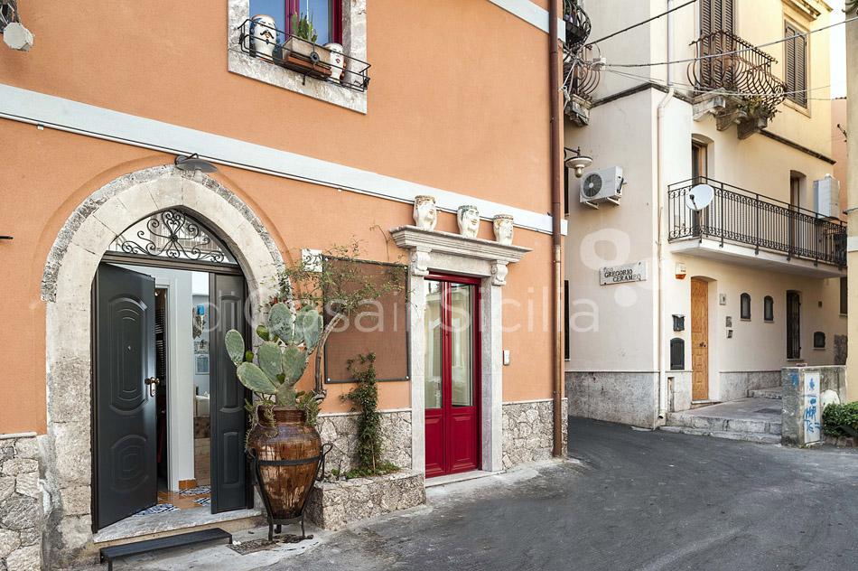 Maisons d'architecte avec vue, Taormine centre|Di Casa in Sicilia - 1